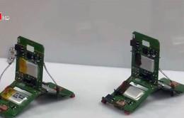 Robot origami có thể thay đổi hình dáng