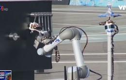 Cuộc thi phát triển trí tuệ robot đầu tiên tại Trung Đông