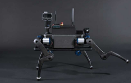 Thụy Sĩ: Robot 4 chân thăm dò khu vực nguy hiểm
