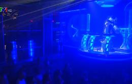 Robot DJ ở Cộng hòa Czech