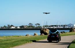 Robot tự động tuần tra, theo dõi tội phạm cả trên không và mặt đất