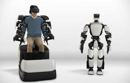 Nhật Bản giới thiệu robot có khả năng bắt chước