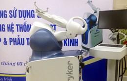 Hỗ trợ phẫu thuật khớp và thần kinh bằng robot thế hệ mới