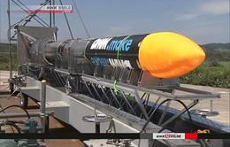 Nhật Bản phóng tên lửa đầu tiên do tư nhân tự chế tạo