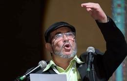 Thủ lĩnh tối cao của FARC sẽ tranh cử Tổng thống Colombia