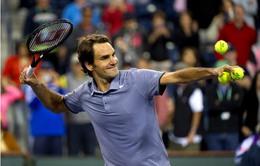 Bốc thăm Miami mở rộng 2017: Nadal chỉ có thể gặp Federer tại chung kết