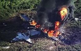 Hàng chục người thiệt mạng trong vụ rơi máy bay quân sự ở Congo