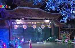Khám phá không gian rối nước truyền thống dịp Trung thu tại Hà Nội