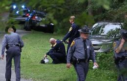 Rơi trực thăng tại Mỹ, 2 người thiệt mạng
