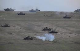 NATO tập trận tại Romania