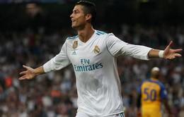 Nếu ghi bàn, Ronaldo sẽ lập cú poker kỷ lục trong chỉ 1 tuần