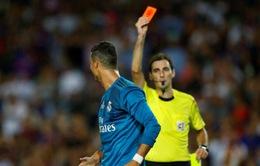 Ronaldo đối mặt án phạt cấm 12 trận