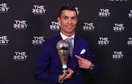 Tiết lộ thú vị về những lá phiếu bầu tại Best FIFA Football Award