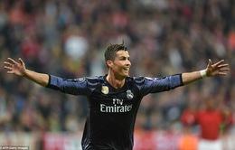 Ronaldo cán mốc lịch sử 100 bàn ở đấu trường châu Âu