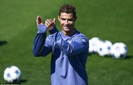Ronaldo sắp phá kỷ lục ghi bàn đỉnh cao ở châu Âu