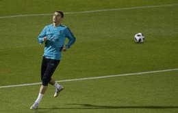 Ronaldo kịp dự Siêu kinh điển, Real có đội hình mạnh nhất