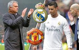 Man Utd chiêu mộ Cris Ronaldo: Mourinho bất ngờ lật kèo