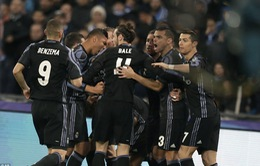 """Nghi vấn Ronaldo và Bale """"bằng mặt nhưng không bằng lòng"""""""