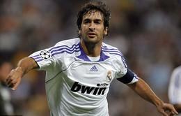 Raul Gonzalez bất ngờ trở lại đầu quân cho Real Madrid