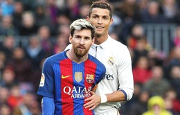Messi thua kém Ronaldo nhiều mặt ở Champions League