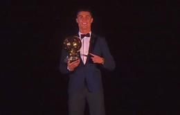 Ronaldo quyết đấu Messi, đặt chỉ tiêu 7 Qủa bóng vàng FIFA