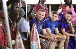 Trải nghiệm đáng nhớ của Rooney và các đồng đội