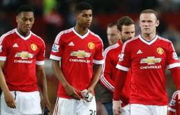 Man Utd mất bộ đôi tiền đạo trong trận đấu định đoạt mùa giải