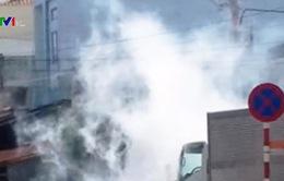 Điểm lại những vụ rò rỉ khí độc xảy ra tại TP.HCM