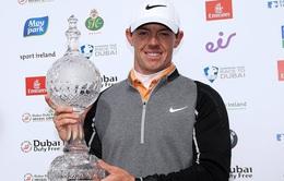 Cú đánh đẹp nhất năm của European Tour thuộc về Rory McIlroy