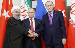 Đề xuất tổ chức đại hội dân tộc Syria