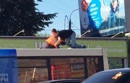 Nga siết chặt xử lý các hành động côn đồ trong giao thông