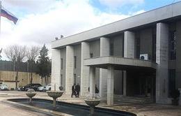 Đại sứ quán Nga tại Syria trúng pháo kích