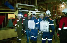 Ngập hầm mỏ kim cương ở Nga, còn nhiều người mất tích
