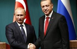 Thổ Nhĩ Kỳ và Nga thành lập ủy ban chung