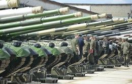 NATO tuyên bố theo dõi các cuộc tập trận của Nga