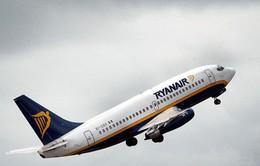Ryanair hủy 50 chuyến bay mỗi ngày để đảm bảo đúng giờ