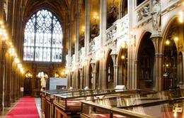 Manchester được UNESCO vinh danh là thành phố văn học