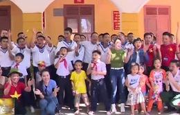 Tiếng hát kiều bào ở Trường Sa