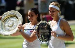 Cựu vô địch Wimbledon bất ngờ tuyên bố trở lại ở mùa giải 2018