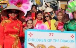 Tưng bừng Lễ hội Carnival ở Cộng hòa Cyprus