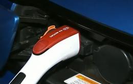 Hàn Quốc cắt giảm phí sạc điện ô tô