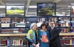 Triển lãm ảnh và sách về Việt Nam tại Viện Nghiên cứu Mexico
