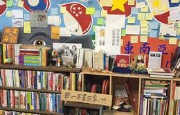 Tiệm sách Đông Nam Á miễn phí tại Đài Loan - Trung Quốc