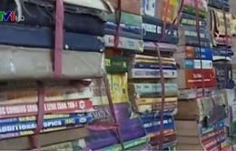 Ấn Độ: Người bán sách cũ phải chật vật từng ngày