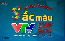 Chương trình đặc biệt: Sắc màu VTV Cup 2017 (22h30, Trực tiếp trên VTV6)