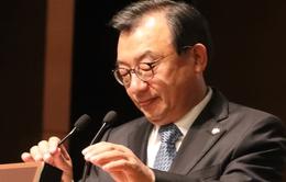 Cựu chủ tịch rút khỏi đảng Saenuri cầm quyền ở Hàn Quốc