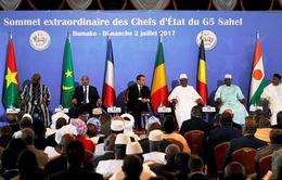 5 nước châu Phi nhất trí thành lập lực lượng chống khủng bố mới