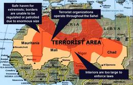Mỹ tài trợ 60 triệu USD cho 5 nước khu vực Sahel chống khủng bố