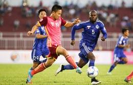 CLB Sài Gòn - CLB Quảng Nam: Khó cho đội khách (18h ngày 7/4)