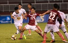 Vòng 1/8 cúp Quốc gia: CLB Sài Gòn vượt qua CLB HAGL sau loạt luân lưu